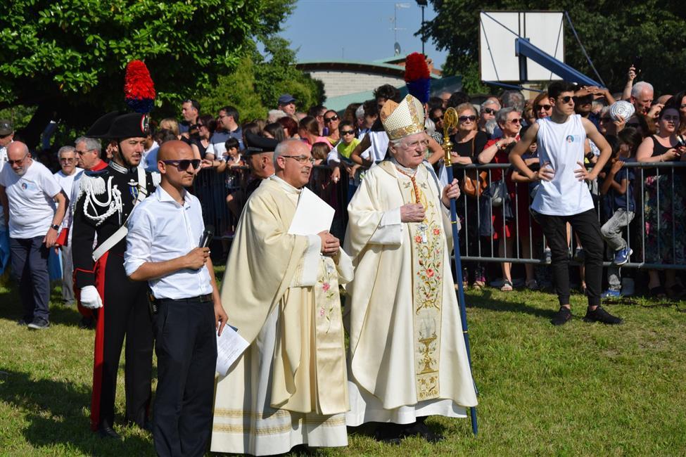 Missione popolare con la Madonna pellegrina di Fatima