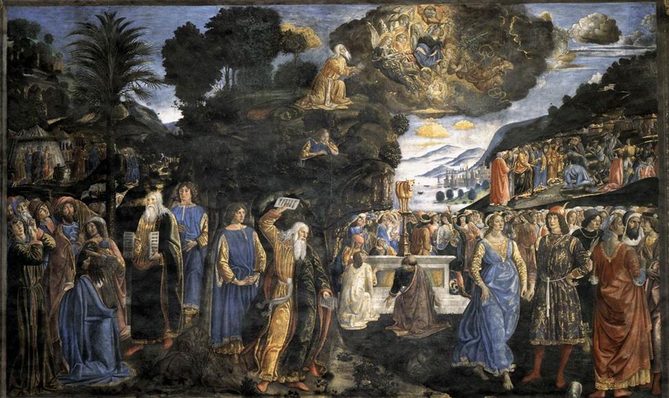 VI Domenica dopo Pentecoste