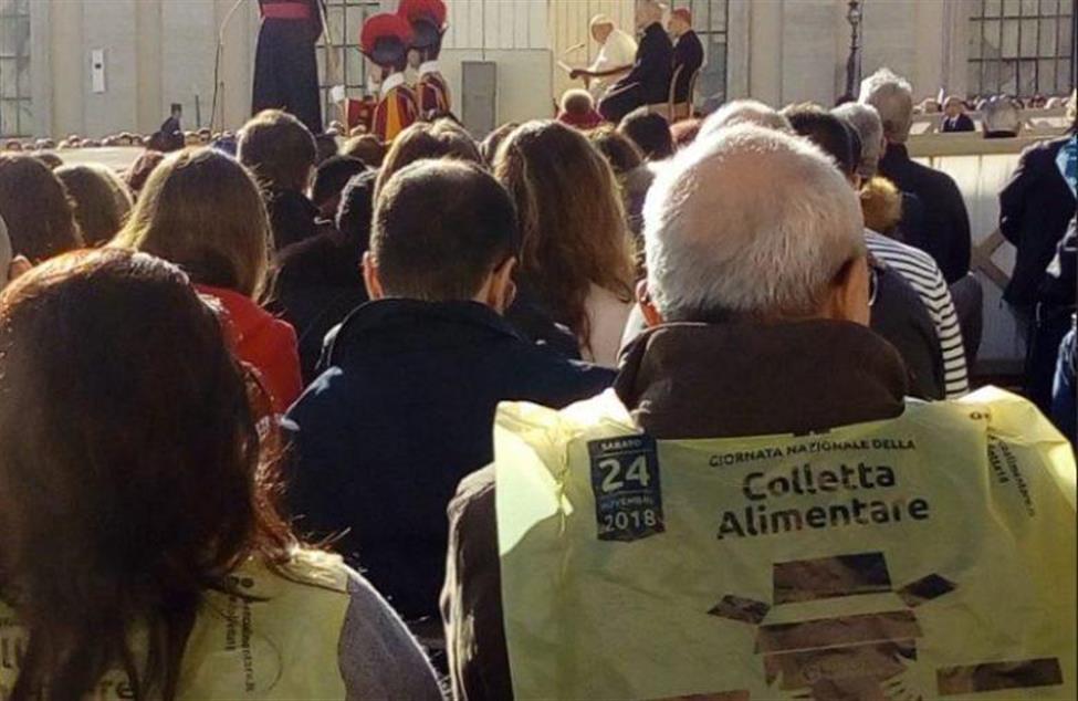 """30 NOVEMBRE 2019: XXIII GIORNATA DELLA """"COLLETTA ALIMENTARE"""""""
