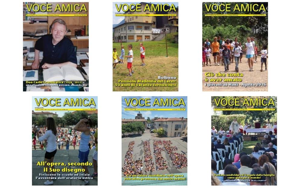 """""""VOCE AMICA"""", DA NOVANTACINQUE ANNI NELLE CASE DI CERNUSCO"""