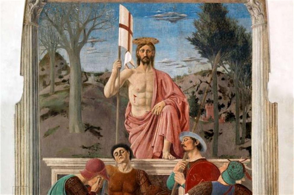 Resurrezione. LA SCONFITTA DELL´ODIO. LUI, NOI E UNA MEMORABILE PASQUA