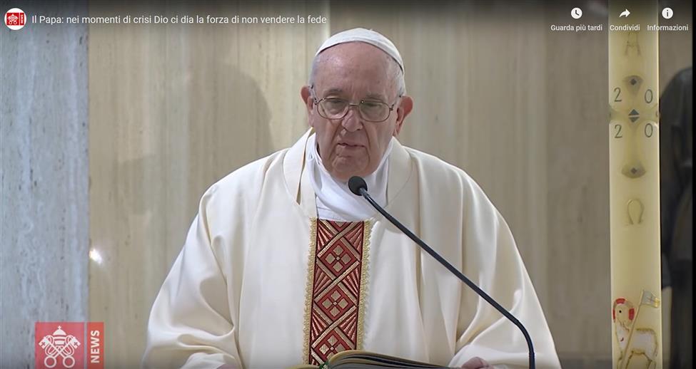 """""""DIO AIUTI I GOVERNANTI, SIANO UNITI NEI MOMENTI DI CRISI PER IL BENE DEI POPOLI"""""""