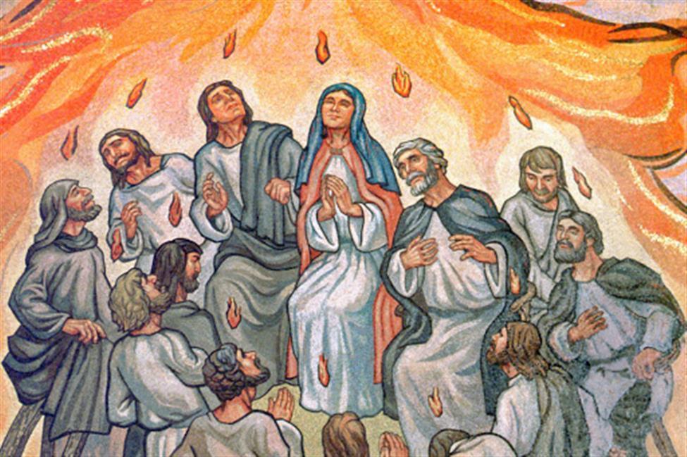 MESSAGGIO DI CHARIS IN PREPARAZIONE ALLA PENTECOSTE 2020