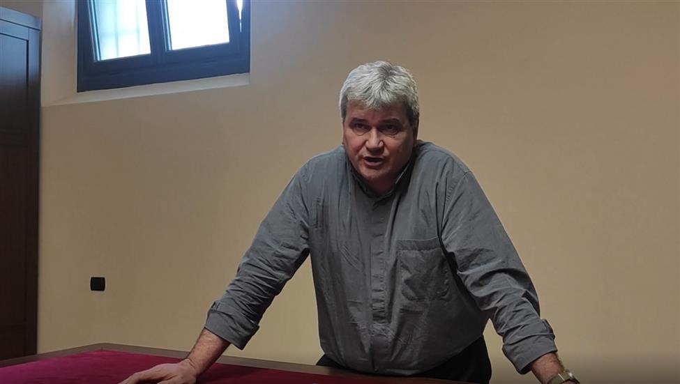 Don Luca Raimondi Vescovo. L´abbiamo incontrato per intervistarlo...