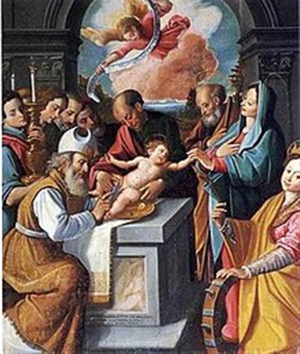1 gennaio 2021 - Solennità della Circoncisione del Signore