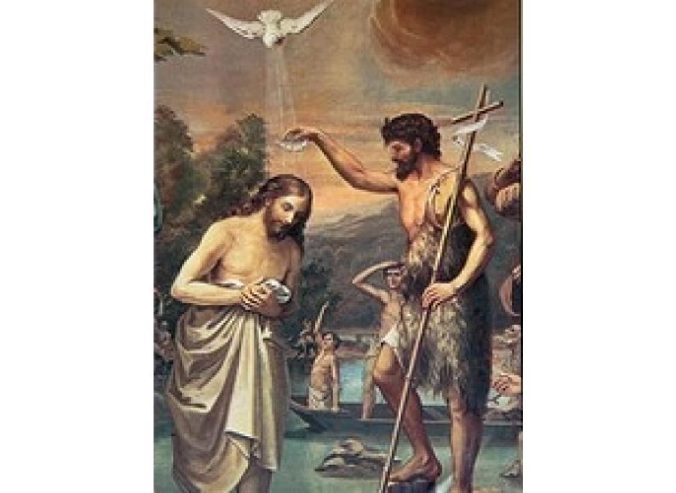 10 gennaio 2021 - Battesimo del Signore