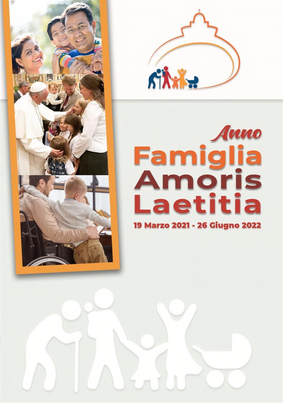 """19 Marzo 2021 - Inizio Anno Pastorale """"Famiglia Amoris Laetitia"""""""