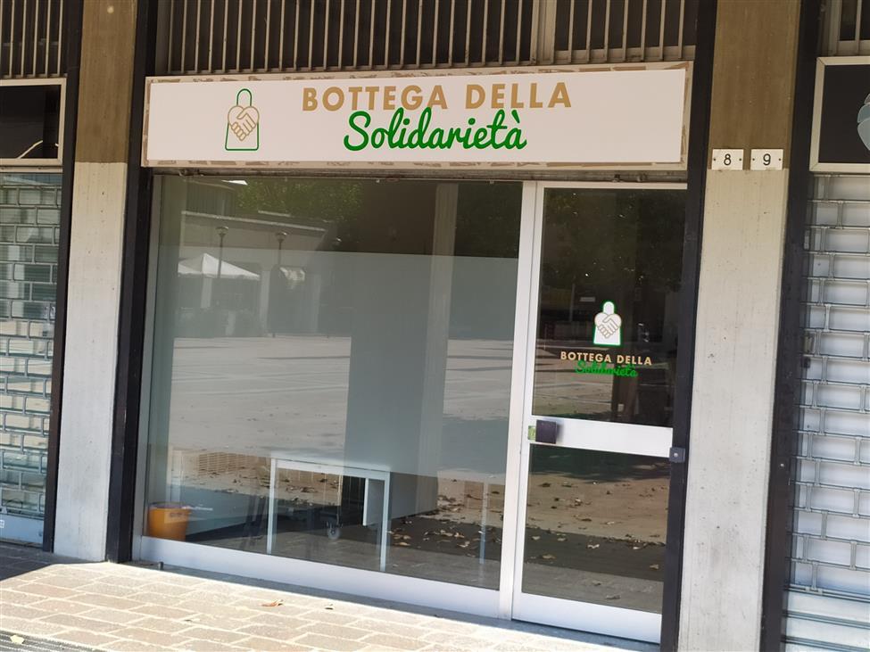 """Lunedì 7 giugno, l'Arcivescovo inaugura la """"Bottega della solidarietà"""""""